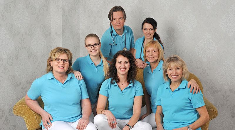Hausarztpraxis Dr. Beer Team